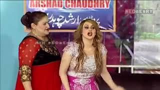 Silki New Pakistani Punjabi Stage Drama Zafri Khan And Nimra Full Comedy
