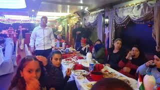 منير الوحيدي في باخرة الاسرة العربية اسطنبول