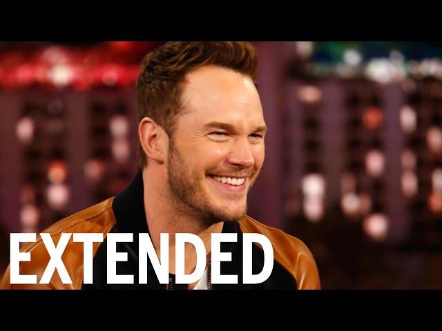 Kurt Russell Out-Stunted Chris Pratt On 'Guardians' Vol. 2 | EXTENDED
