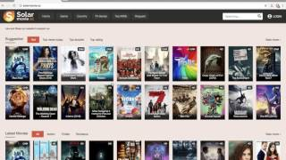 How To Download Movies/T.V. Shows For Free (No Torrent) 2018