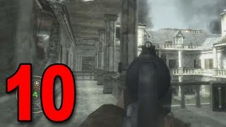 Call of Duty: World at War - Part 10 - Eviction (Let's Play / Walkthrough)