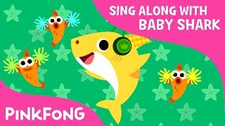 Move Like the Baby Shark | Sing along with baby shark | Pinkfong Songs for Children