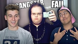 """Hilarious People Trying To Be """"Gangsta"""""""