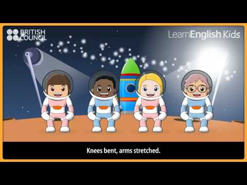 The Hokey Cokey Nursery Rhymes & Kids Songs LearnEnglish Kids British Council