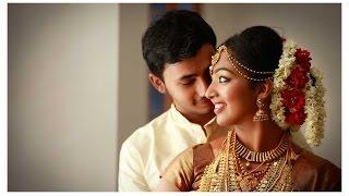 akhila bipin wedding highlights - Kerala Hindu Wedding by Lumiere Wedding Company