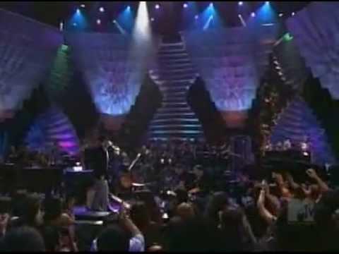 Alejandro Sanz Corazon Partío y Amiga Mia En Vivo MTV Unplugged