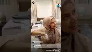 Tok Ram kacau instagram live preloved Datin Alyah @alyah81