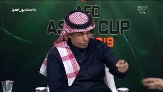 أحمد العقيل - النصر يملك قراره وملعبه ولو طبقنا النظام قد يلعب في الخرج #أستديو_آسيا