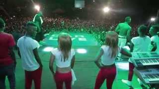 Diamond Platnumz (Dar es Salaam, Tanzania Live Concert) - 25th December 2014