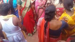 Durga puja sindur khela in jaitara cap by devdas