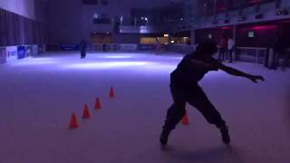 ice  skating  freestyle #ashish