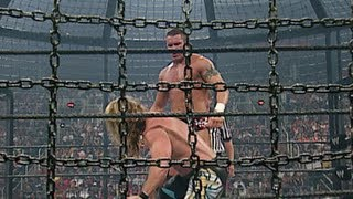 Elimination chamber 2003 Highlights