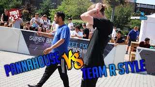 WS3s OPEN SUPERBALL | PANNAHOUSE VS TEAM R STYLE