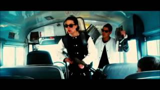 Hobo With A Shotgun   School Bus Scene