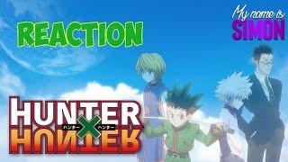 Hunter x Hunter (2011) - Episode 4 - Reaction
