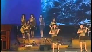 Ким Чен Ын со супругой и весь 1-й концерт