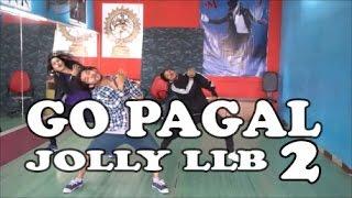 Go Pagal - Jolly Llb 2 (Raftaar)
