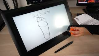 MY NEW TOY!!! Wacom Cintiq Button Review
