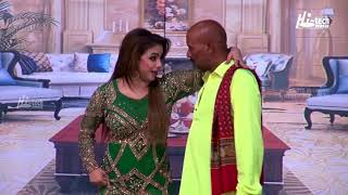 NARGIS & NIDA CHOUDHRY 1ST TIME TOGETHER IN DO SHERNIAN (PROMO) 2018 NEW STAGE DRAMA - HI-TECH MUSIC
