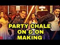 Download Race 3 Party Chale On Song Making Behind The Scenes Salman Khan Mika Singh Lulia Vantur mp3