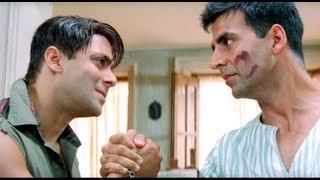 Mujhse Shaadi Karogi - Salman Khan - Akshay Kumar - Sameer Challenges Sunny