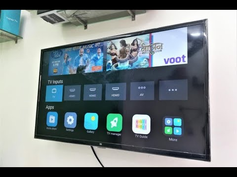 Mi 32 Inch Smart TV Review, Video, Audio & Performance Testing