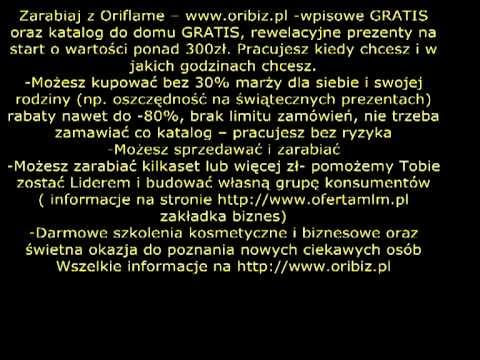 watch Oriflame Praca