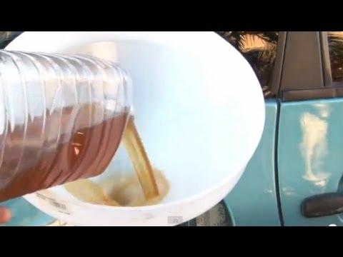 Convertir aceite usado vegetal en diesel fácil y económico cheap diesel biofuel. Ideal blending