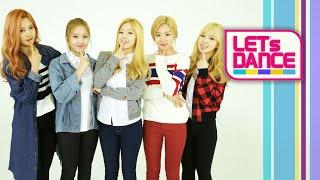 Let's Dance: Red Velvet(레드벨벳) _ Ice Cream Cake(아이스크림 케이크) [ENG/JPN/CHN SUB]