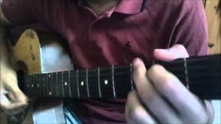 SD Burman - Tumi ar nei se tumi - Bangla Guitar lesson