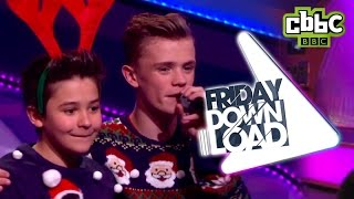 Bars and Melody Christmas Song on Friday Download - CBBC