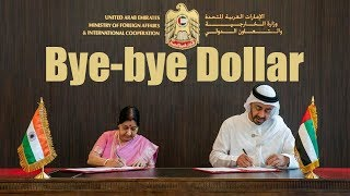 India & UAE agree to trade in local currencies