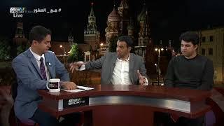 حسين الشريف - بيتزي لم يوفق في اختيار التشكيلة في كأس العالم ويتحمل الخسائر مع اللاعبين #المونديال