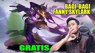 MAU FANNY SKYLARK GRATIS? GAMPANG!! GINI CARANYA! - Mobile Legends Indonesia