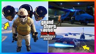 GTA Online The Doomsday Heist DLC NEW Features, MAJOR Updates, INSANE Changes & MORE! (GTA 5 DLC)