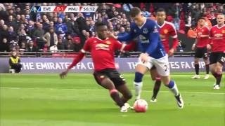 Everton Vs Manchester United 1-2 FA Cup EXTENDED Highlights & Goals English Version 23/4/2016