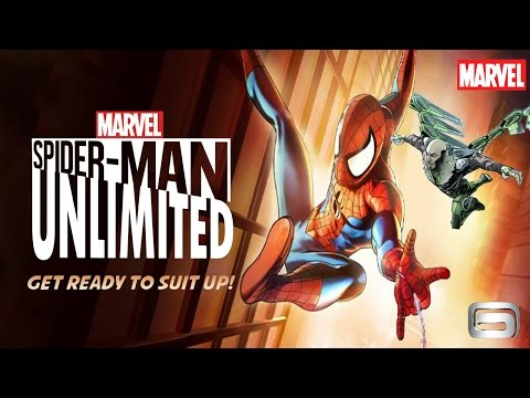 Spider Man Unlimited iOS Android Classic Vulture Ultimate Vulture Fight