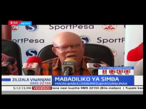 Xxx Mp4 MABADILIKO YA SIMBA Naibu Kocha Wa Simba Tanzania Jackson Mayanja Aamua Kujiuzulu 3gp Sex