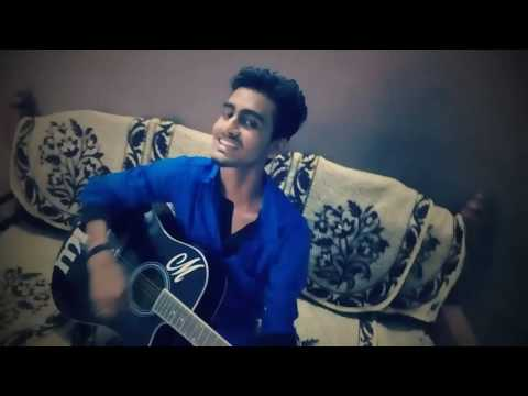 Mere nishaan [Darshan raval]guitar cover by Siddharth K