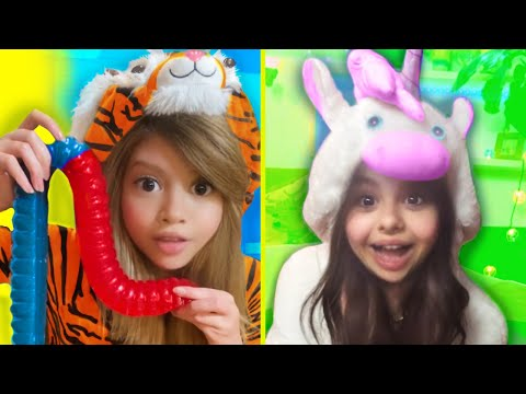 My Baby Shares Trick or Treat Haul with Azzy s Daughter