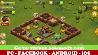 Throne Rush Hack - Throne Rush Cheats (PC-Facebook-Android/iOS)