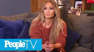 Jennifer Lopez On Blending Families With Alex Rodriguez: 'The Kids Are So Open To Love' | PeopleTV