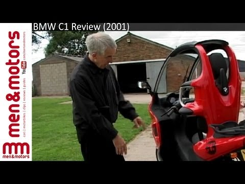 BMW C1 Review 2001