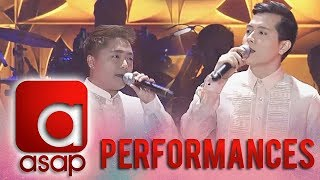 "ASAP: Jake Zyrus and Jason Dy sing ""Before I Let You Go"""