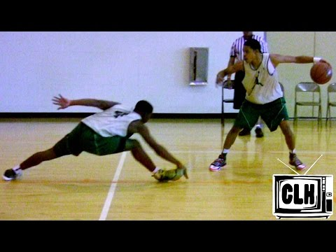 Ankle Breakers, Crossovers, and Handles -