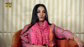 Shabana Azmi: Sonam Kapoor did not show that she was nervous | SpotboyE Salaams Winner Speaks