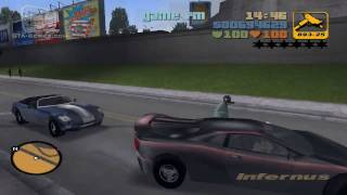 GTA 3 - Walkthrough - Mission #53 - Marked Man (HD)