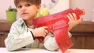 Gummy Nerf Gun - Don