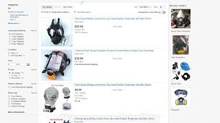 How to find a cheap working respirator and filter