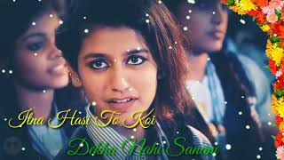 Whatsapp💕 Status💕 Romantic 💕Hindi Mp3 Cut Song {Mohabbat Hai Tumse } .30💕 Seconds Awesome Video .